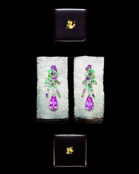 糖果色彩 萧邦(Chopard)Temptation高级珠宝-精美珠宝【秘密:适合高贵女人的珠宝】