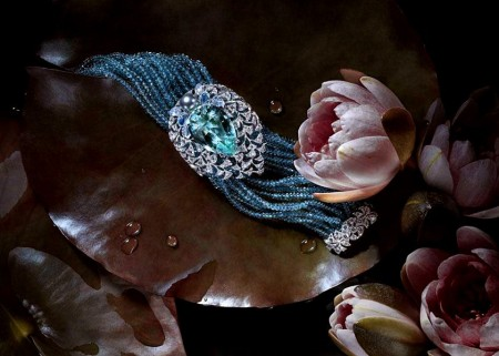 Sortilege de Cartier高级珠宝系列-精美珠宝【秘密:适合高贵女人的珠宝】