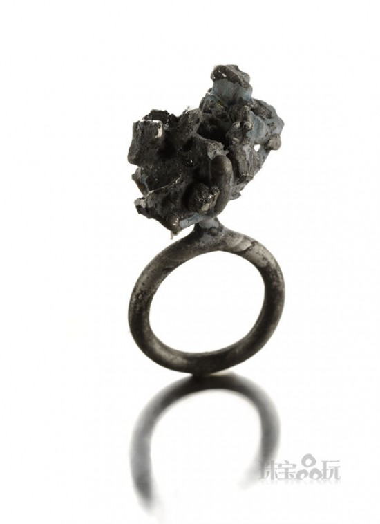 Ana Catalina Brenes:另类的珠宝设计