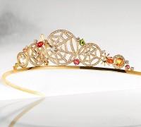 Chaumet皇冠:法式浪漫-精美珠宝【秘密:适合高贵女人的珠宝】