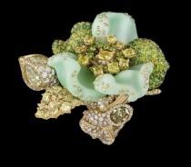 Dior:Bois de Rose玫瑰高级珠宝系列-精美珠宝【秘密:适合高贵女人的珠宝】