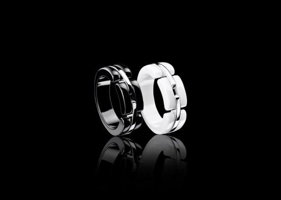 黑与白的重新诠释 香奈儿Ultra系列珠宝-珠宝设计【哇!行业大师灵魂之作】