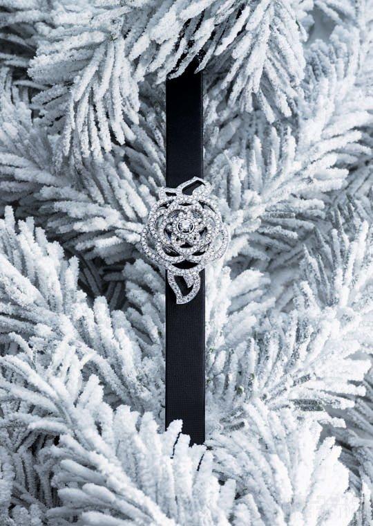 冰雪世界 香奈儿Chanel Haute Joaillerie高级珠宝-精美珠宝【秘密:适合高贵女人的珠宝】