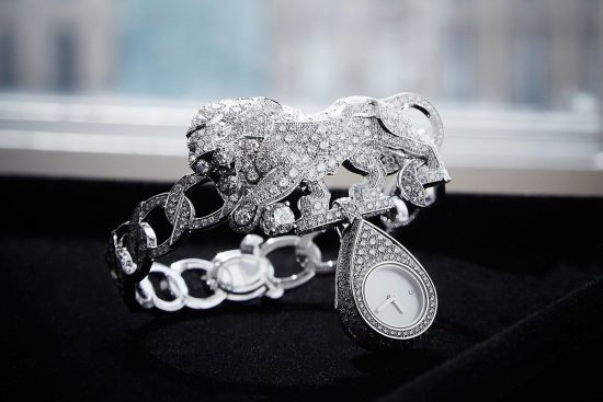 史上最美的狮子珠宝!香奈儿推出全新L'esprit du Lion高级珠宝系列