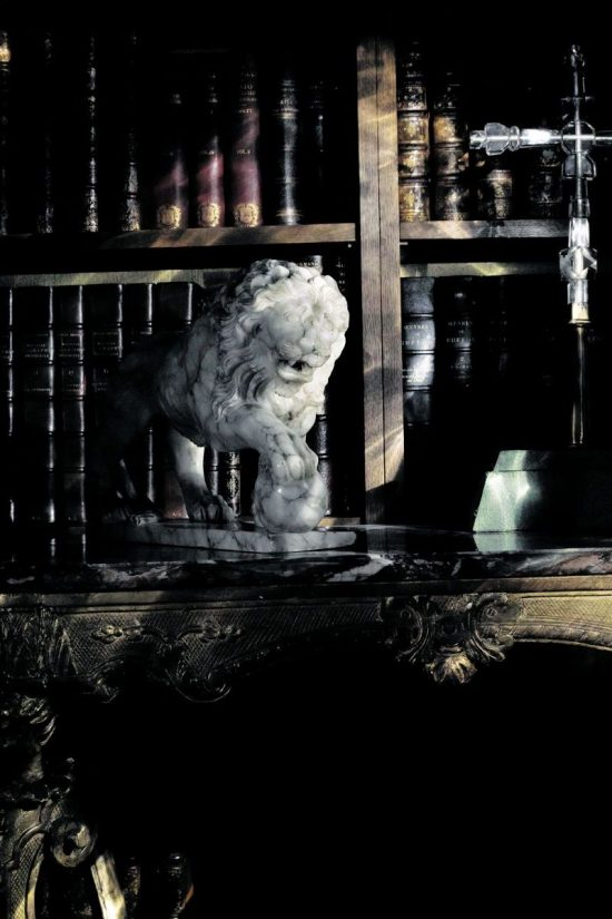 史上最美的狮子珠宝!香奈儿推出全新L'esprit du Lion高级珠宝系列-精美珠宝【秘密:适合