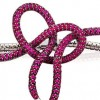 月下老人牵红线!胡茵菲Love Knot爱情结珠宝系列-精美珠宝【秘密:适合高贵女人的珠宝】