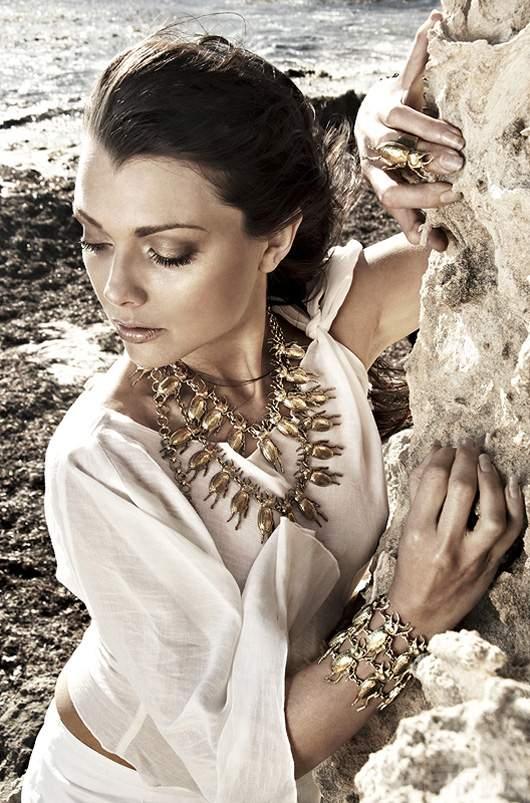 Totomoto Jewellery:寻找原始自然的感动-珠宝设计【哇!行业大师灵魂之作】
