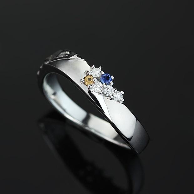 Queen&Daddy:婚戒高级定制-珠宝设计【哇!行业大师灵魂之作】
