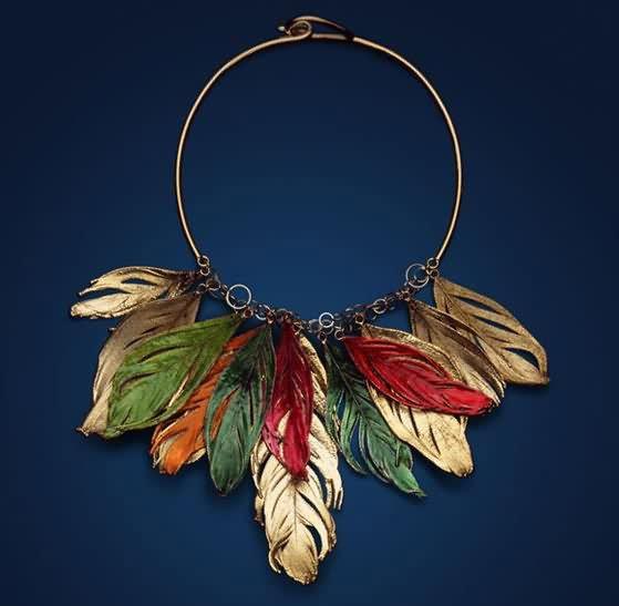 法国珠宝设计师:Aurelie Bidermann-珠宝设计【哇!行业大师灵魂之作】
