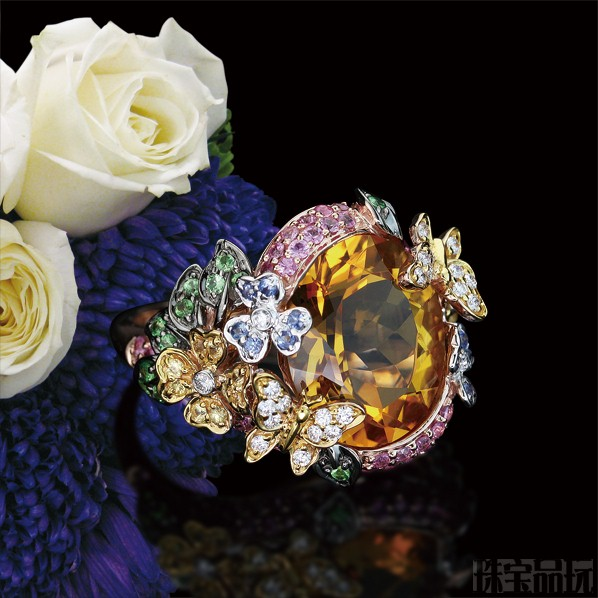 童趣珠宝为2011母亲节献去祝福-珠宝设计【哇!行业大师灵魂之作】