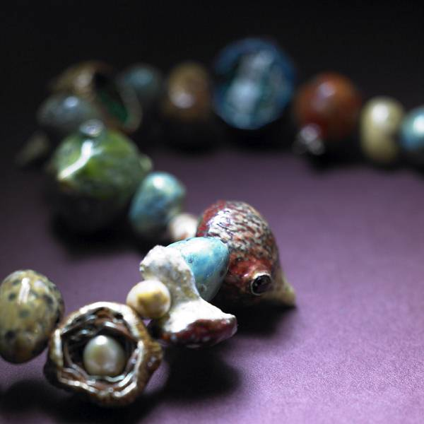 2010 Saul Bell 珠宝设计获奖作品(Metal Clay)-珠宝设计【哇!行业大师灵魂之作】