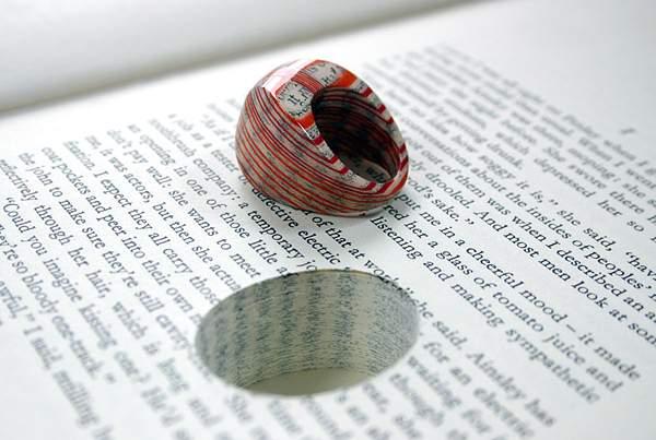 Jeremy May 从书籍中创造的珠宝-珠宝设计【哇!行业大师灵魂之作】