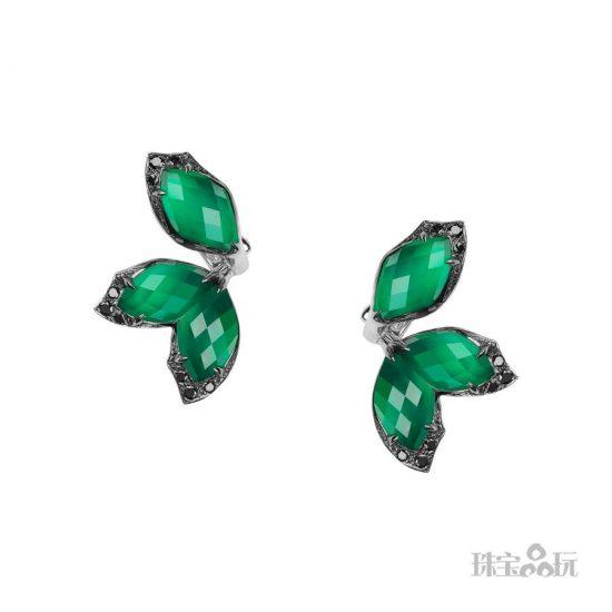 斯蒂芬•韦伯斯特(Stephen Webster):花瓣占卜-创意珠宝