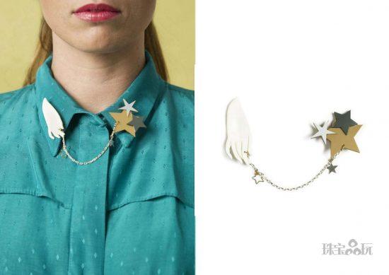 再续魔法情缘 Lali Blue推出全新《奥兹巫师》首饰系列-创意珠宝