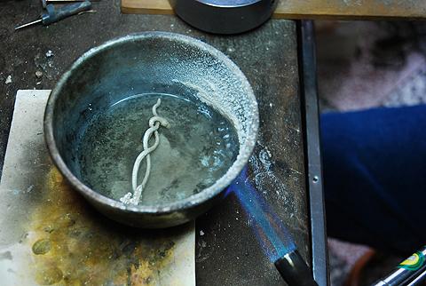 珠宝首饰制作流程