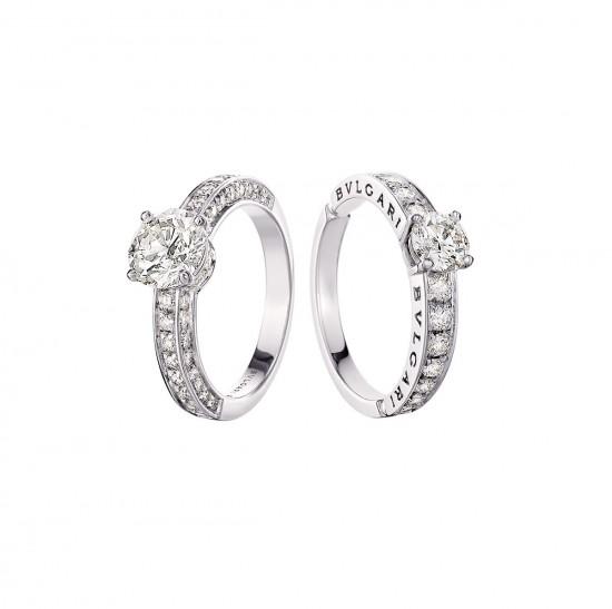 选我所爱 宝格丽(Bulgari)Design Your Love婚戒订制服务-创意珠宝