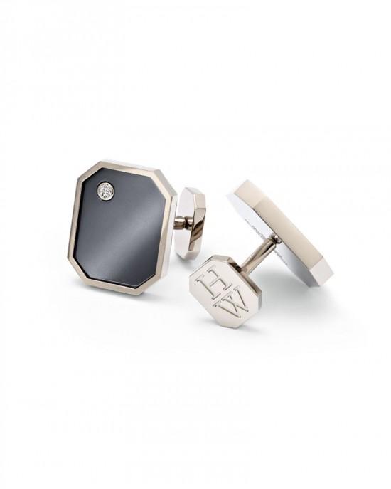 海瑞温斯顿Zalium男士珠宝系列 打造硬汉气质-创意珠宝