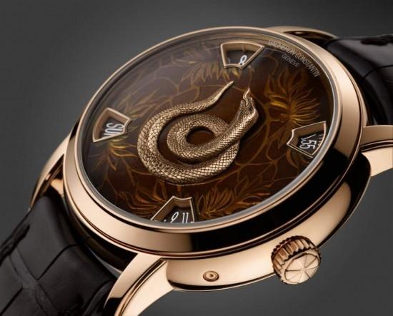 江诗丹顿(Vacheron Constantin)十二生肖传奇腕表-珠宝首饰展示图【行业经典】