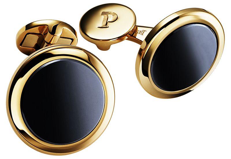 品味细节 PIAGET伯爵男士袖口-珠宝首饰展示图【行业经典】