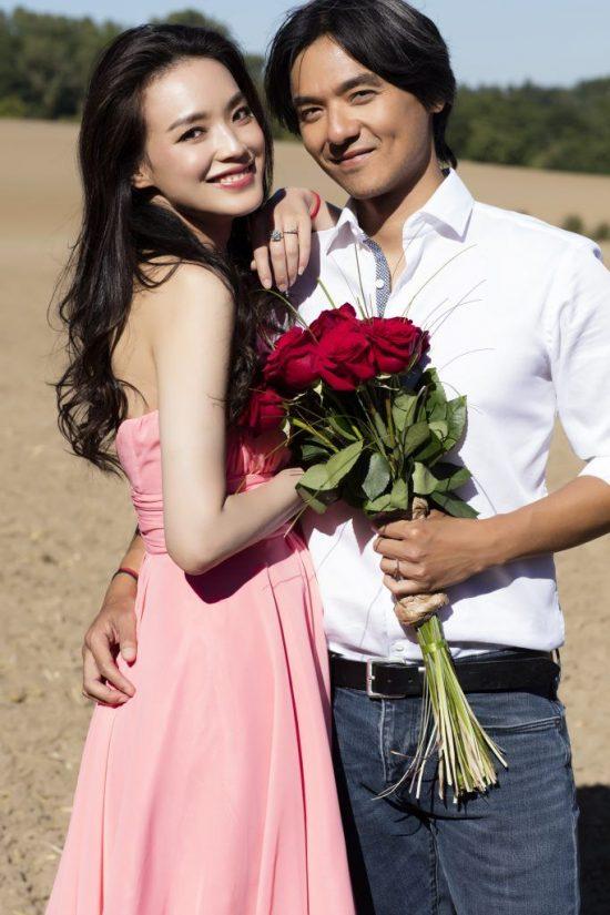 宝格丽BRIDAL婚戒系列2017宣传广告