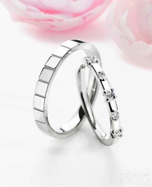 闪耀一生光芒 I-PRIMO限定款婚戒-珠宝首饰展示图【行业经典】