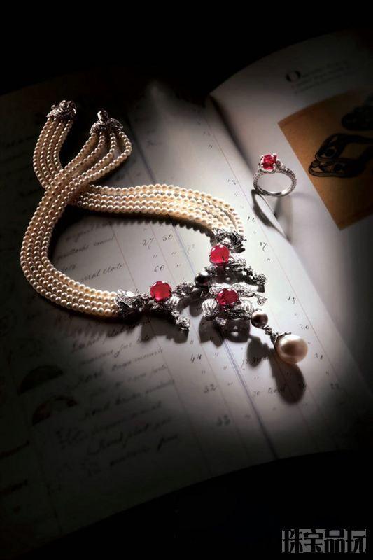 绝美珠宝成就永恒传奇-珠宝首饰展示图【行业经典】