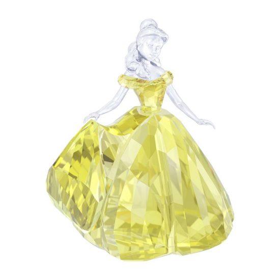 迪士尼联手施华洛世奇打造电影《美女与野兽》水晶饰物
