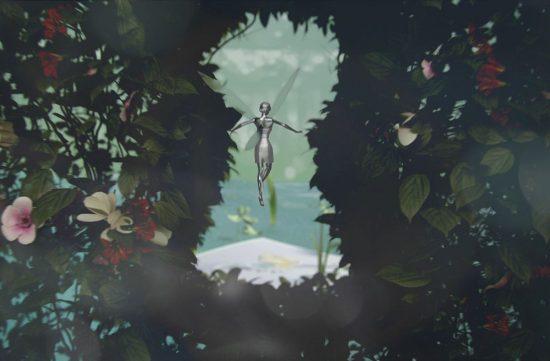 梵克雅宝《LE SECRET秘密》高级珠宝大片-精美珠宝【秘密:适合高贵女人的珠宝】