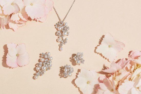 御木本(MIKIMOTO):花团锦簇-精美珠宝【秘密:适合高贵女人的珠宝】