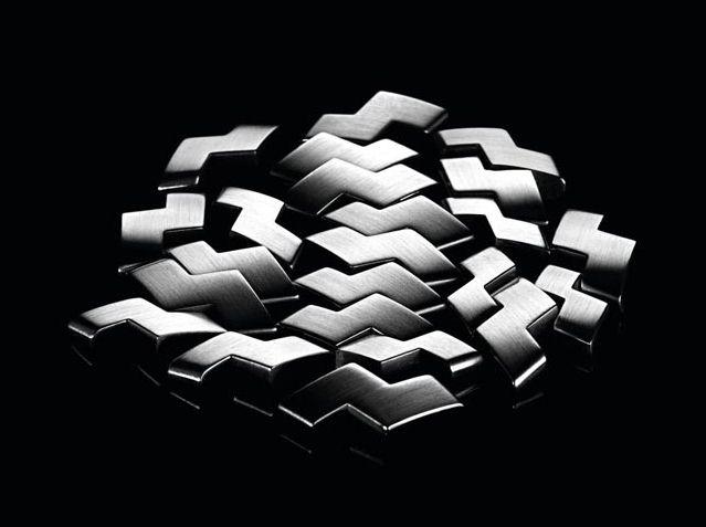 豪雅TAG Heuer:2011 LINK系列新品腕表-珠宝首饰展示图【行业经典】