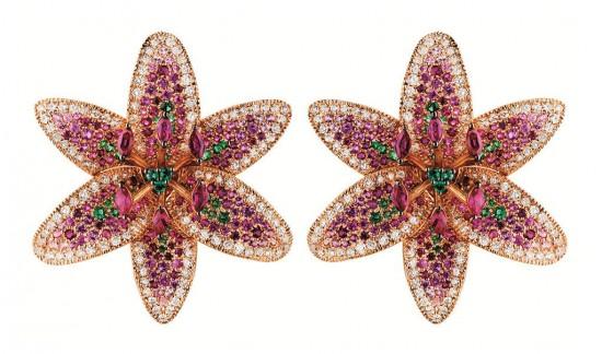 神圣纯洁 DAMIANI GIGLIO百合珠宝系列
