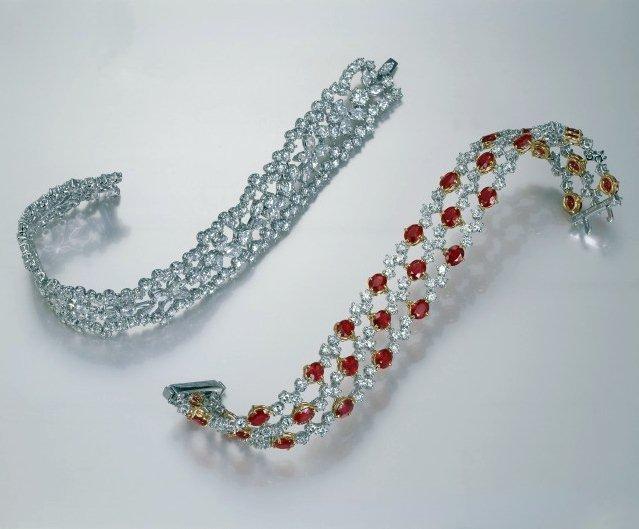 Larry Jewelry婚嫁珠宝 见证爱情盟誓-珠宝首饰展示图【行业经典】