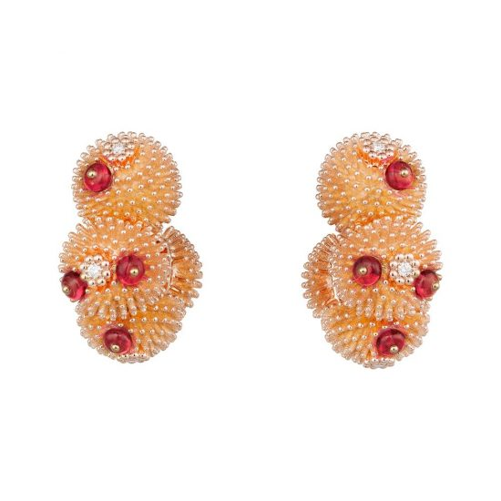 专为日常佩戴设计 卡地亚全新Cactus de Cartier仙人掌珠宝-精美珠宝【秘密:适合高贵女人的珠宝