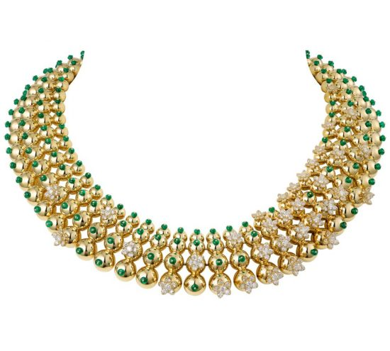 生命之花!卡地亚全新Cactus de Cartier珠宝系列