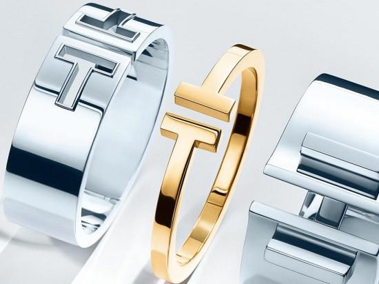 时尚别致 Tiffany T全新首饰系列