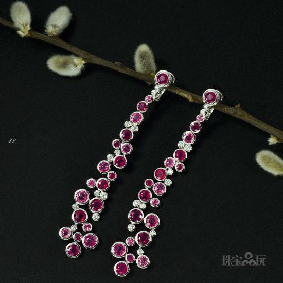 一组珠宝大片让你游走在平凡与奢华之间-精美珠宝【秘密:适合高贵女人的珠宝】