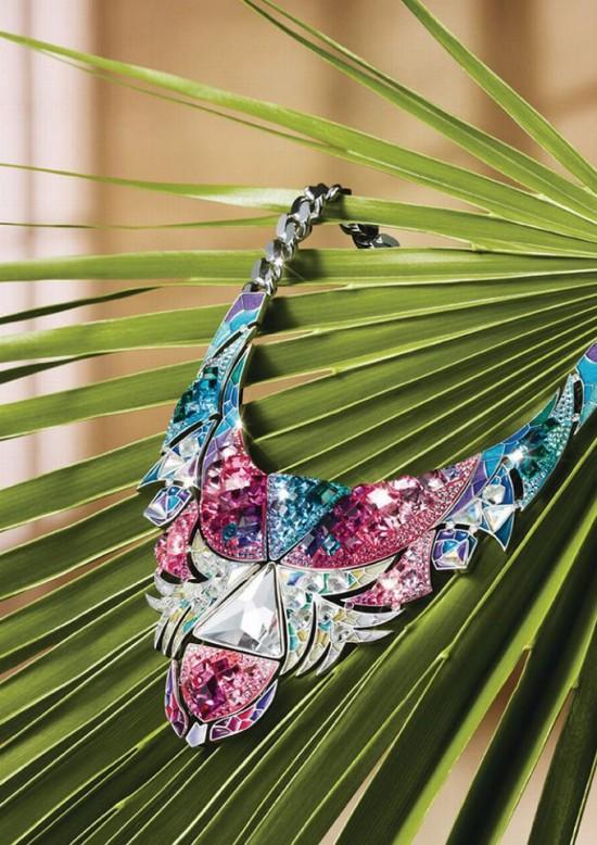 热带天堂 施华洛世奇(Swarovski)2013春夏系列-珠宝首饰展示【行业精选】