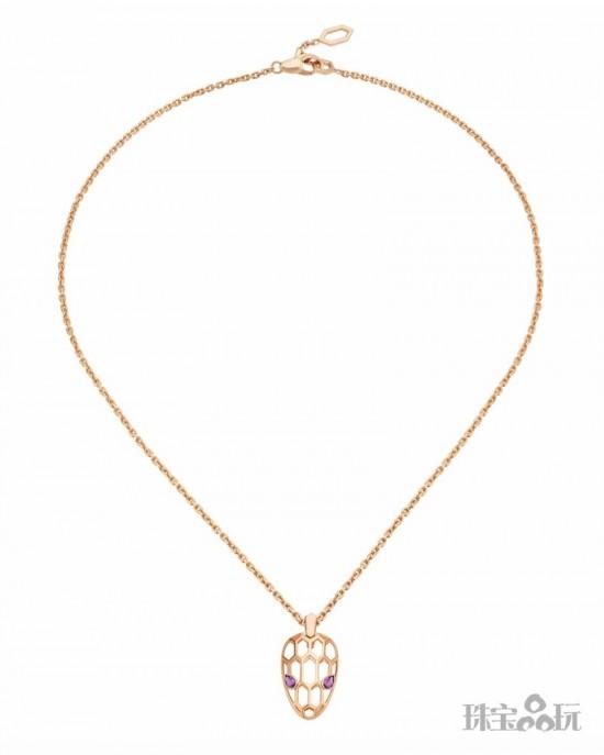 蛇眼魅力!宝格丽Serpenti 2016全新系列魅惑登场-精美珠宝【秘密:适合高贵女人的珠宝】