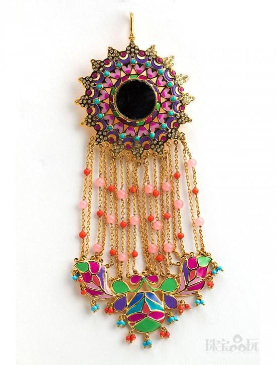 Manish Arora x Amrapali 2013春夏首饰系列-珠宝首饰展示【行业精选】