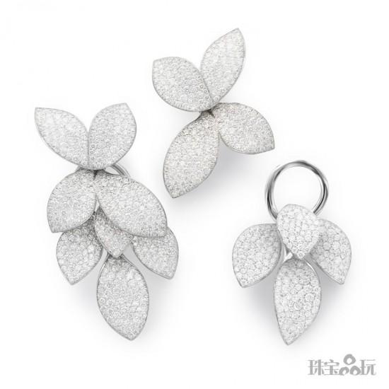 """Pasquale Bruni:永不凋谢的""""秘密花园""""-精美珠宝【秘密:适合高贵女人的珠宝】"""