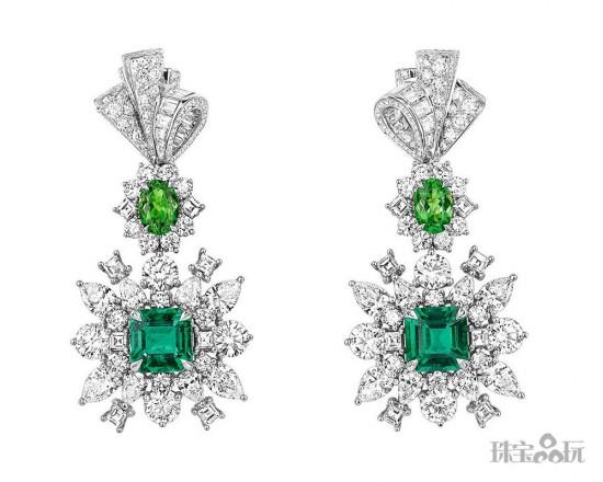 Soie Dior:最璀璨的缎带(一)-精美珠宝【秘密:适合高贵女人的珠宝】