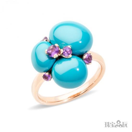 情迷地中海 宝曼兰朵(Pomellato)全新Capri珠宝系列