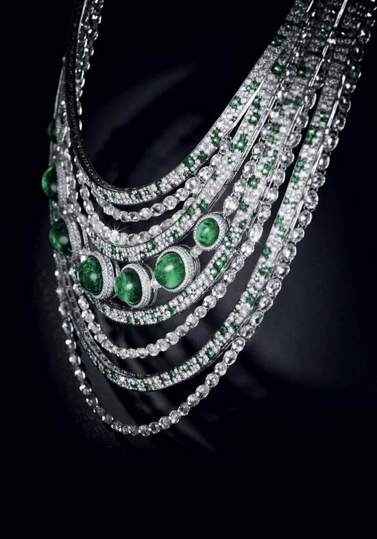 de GRISOGONO:彩宝艺术大师-精美珠宝【秘密:适合高贵女人的珠宝】