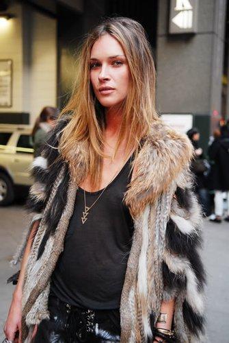 超模Erin Wasson设计珠宝-珠宝首饰展示图【行业经典】