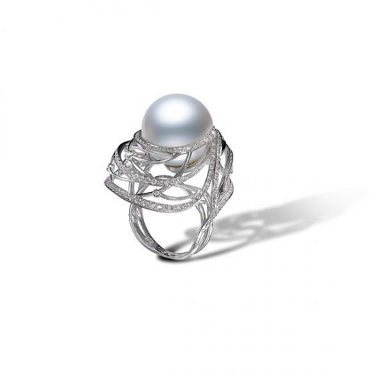 Mikimoto:用珍珠妆扮全世界女人-珠宝首饰展示【行业精选】
