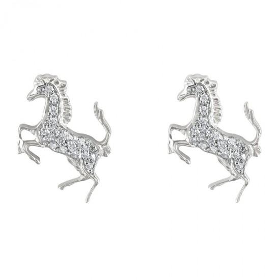 Damiani推出Ferrari法拉利系列珠宝-珠宝首饰展示【行业精选】