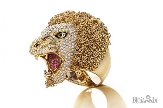 Roberto Coin的动物王国-精美珠宝【秘密:适合高贵女人的珠宝】
