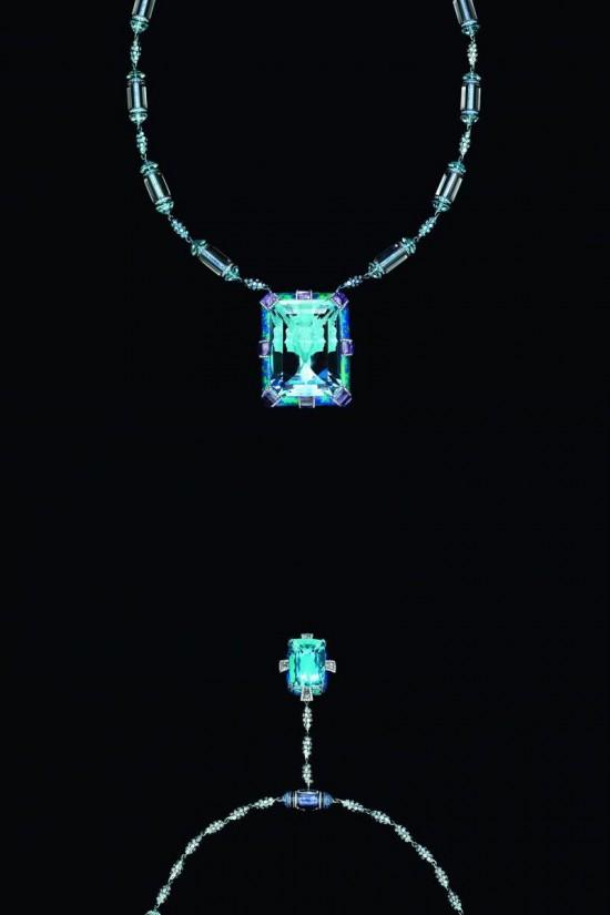 Wallace Chan:梦光水(Dream Light Water)-精美珠宝【秘密:适合高贵女人的珠宝】