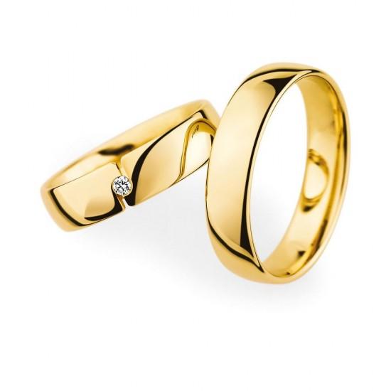 Christian Bauer婚戒:简约中不失优雅(一)-精美珠宝【秘密:适合高贵女人的珠宝】