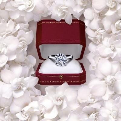 Cartier卡地亚Set For You婚戒定制-珠宝首饰展示【行业精选】